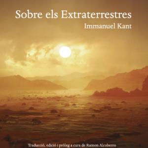 Sobre els extraterrestres de Immanuel Kant Edicions Reremús